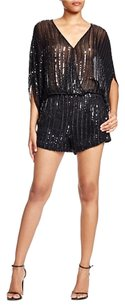 Parker Kimora Silk Sequin Dress