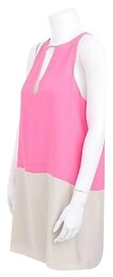 Parker short dress Multi-Color Hot Pink Beige Crosby on Tradesy