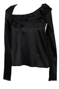 Patrizia Pepe 2c0600a65 Black Top NERO