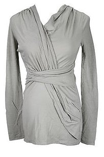 Patrizia Pepe Womens Top gray