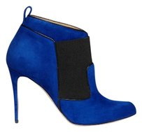 Paul Andrew Made In Italy Cobalt Blue Boots