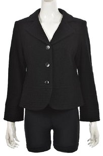Pendleton Womens Petite Black Jacket
