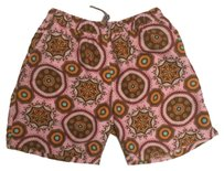 Peter Millar Mens PINK Swim Shorts XL