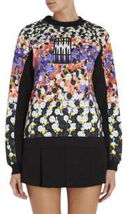 Peter Pilotto Print Cotton Fleece Sweatshirt