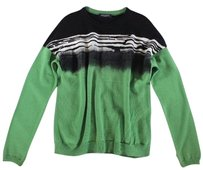 Piazza Sempione 48 At Green Look Aj Sweater