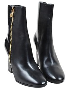 Pierre Hardy Leather Black Boots