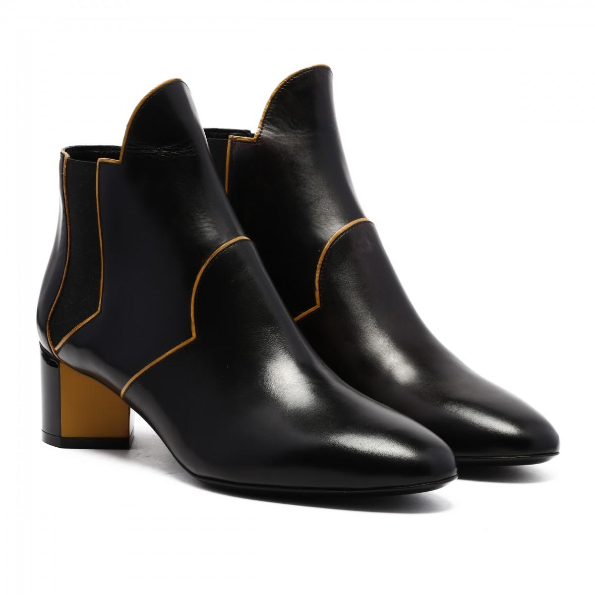 Pierre Hardy Patent Leather Boots Buy Cheap Clearance iT0AfQ