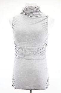 Pinko Grey Turtleneck Womens Top Grigio