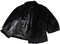 Other Black Fur Jacket Dg Coat