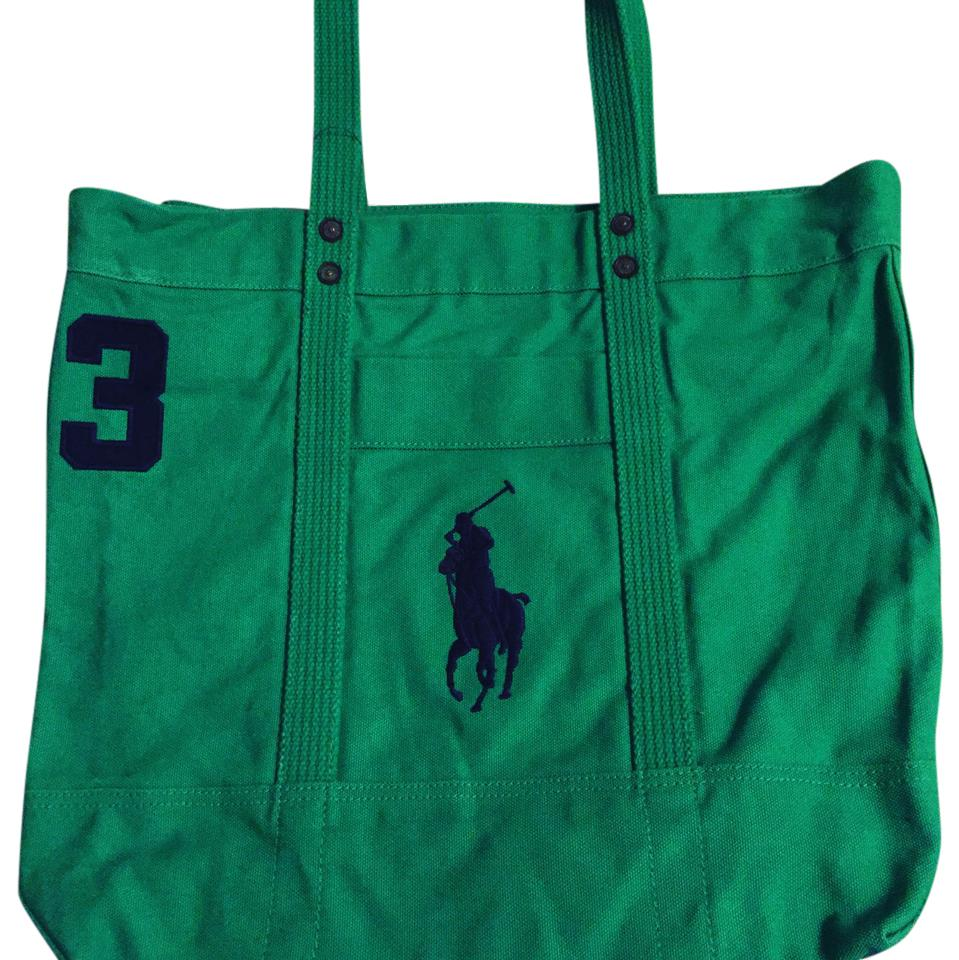 Polo Ralph Lauren Tote in GREEN