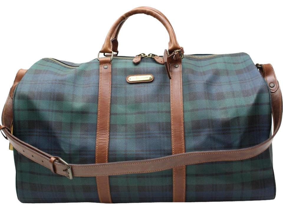 cd38d64d365d ... reduced polo ralph lauren duffle keepall bandouliere green travel bag  671fe 4c557 ...