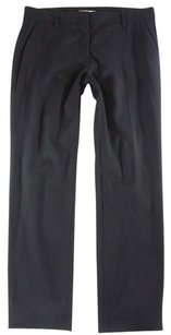 Prada 40 Black Dress Leg Nm Pants