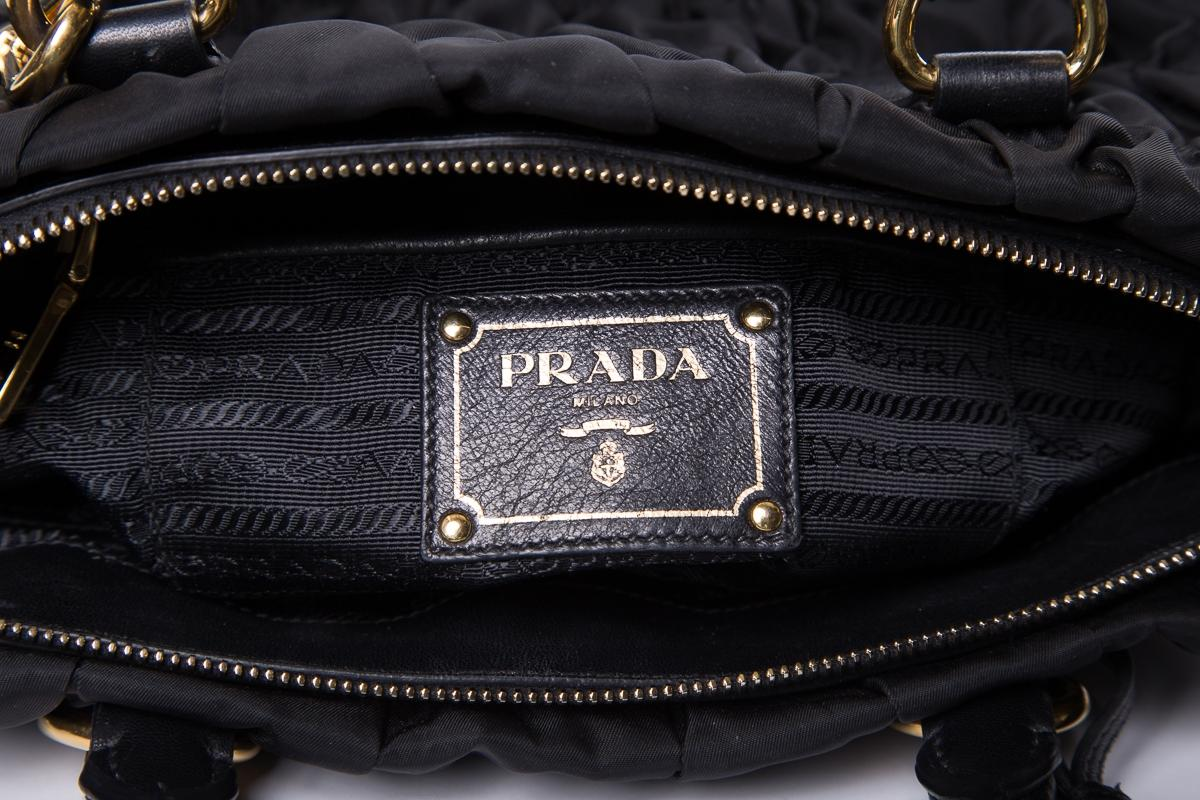6d619033aa8631 discount code for authentic prada tessuto bag 8a818 4b8ae; shop prada gold  tessuto gaufre handle tote tradesy c3e9d 0bbb6