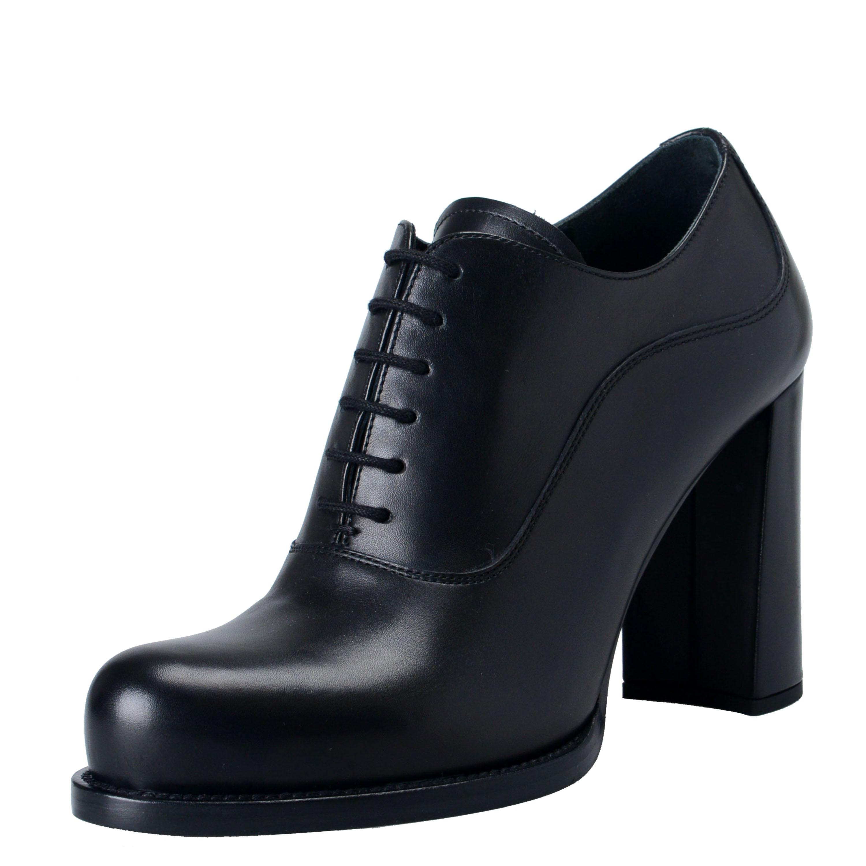 Prada Black 1023 Boots/Booties Size US 7 Regular (M, B)