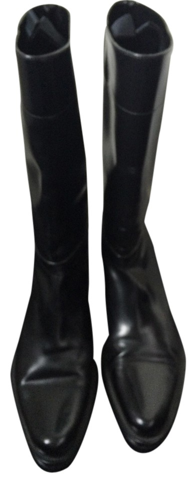 b8997ac60 Prada Black Boots/Booties Size US 9.5 Regular (M, B) B) B) 801318 ...