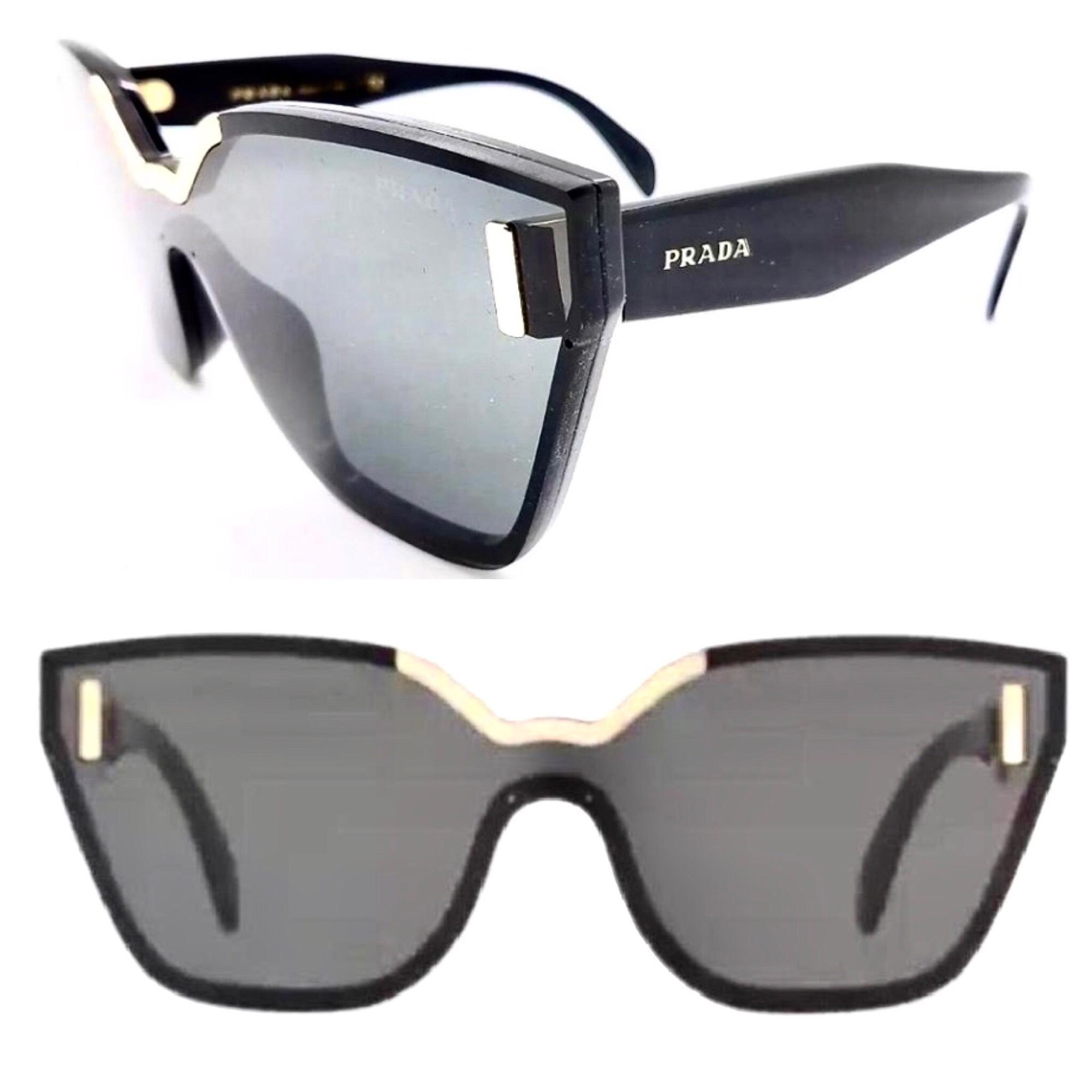 42894954e4d2 ... aliexpress prada cat eye sunglasses up to 70 off at tradesy 61637 9298f