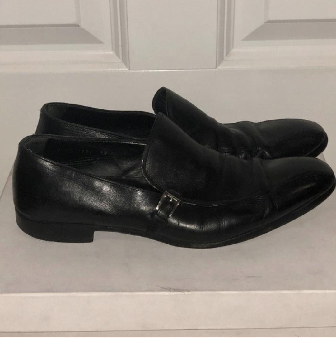 f287f881515 ... low price prada black mens loafers flats df8e4 d5460 sale loafers slip  ons prada mens 2d2170 leather loafers black nero size 10 prada shipping  vwlab ...