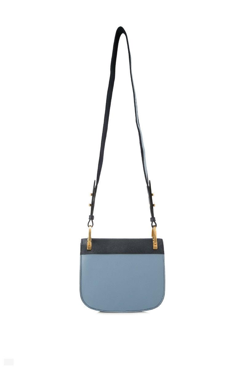 a2b2c3c23a4a ... where can i buy prada city calf saffiano pionniere blue calfskin leather  tote tradesy 7a431 75a29