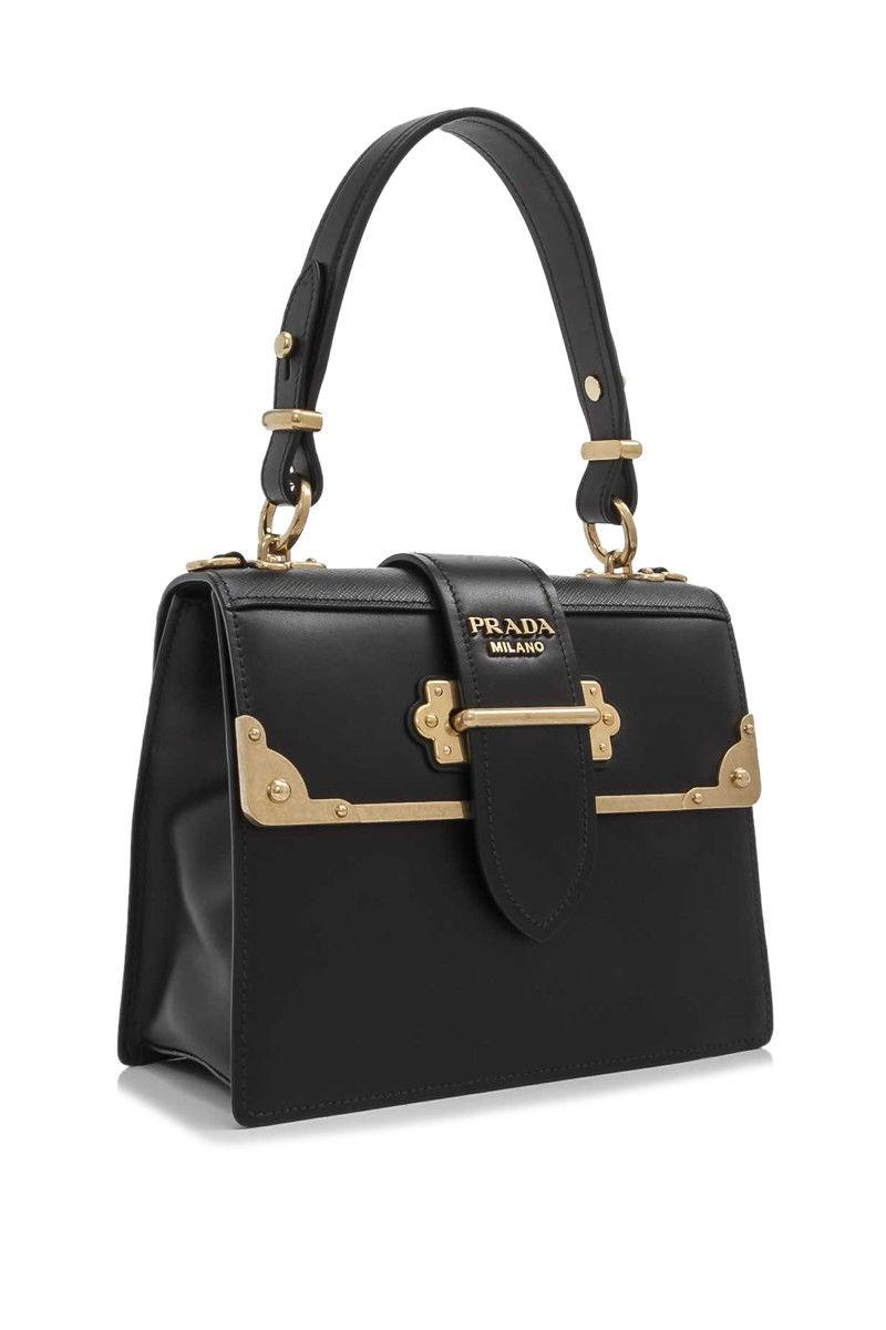 650d205545 ... spain prada city calf saffiano shoulder black calfskin leather tote  tradesy 030d5 02256