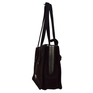 Prada Hand Leather Tote in Brown