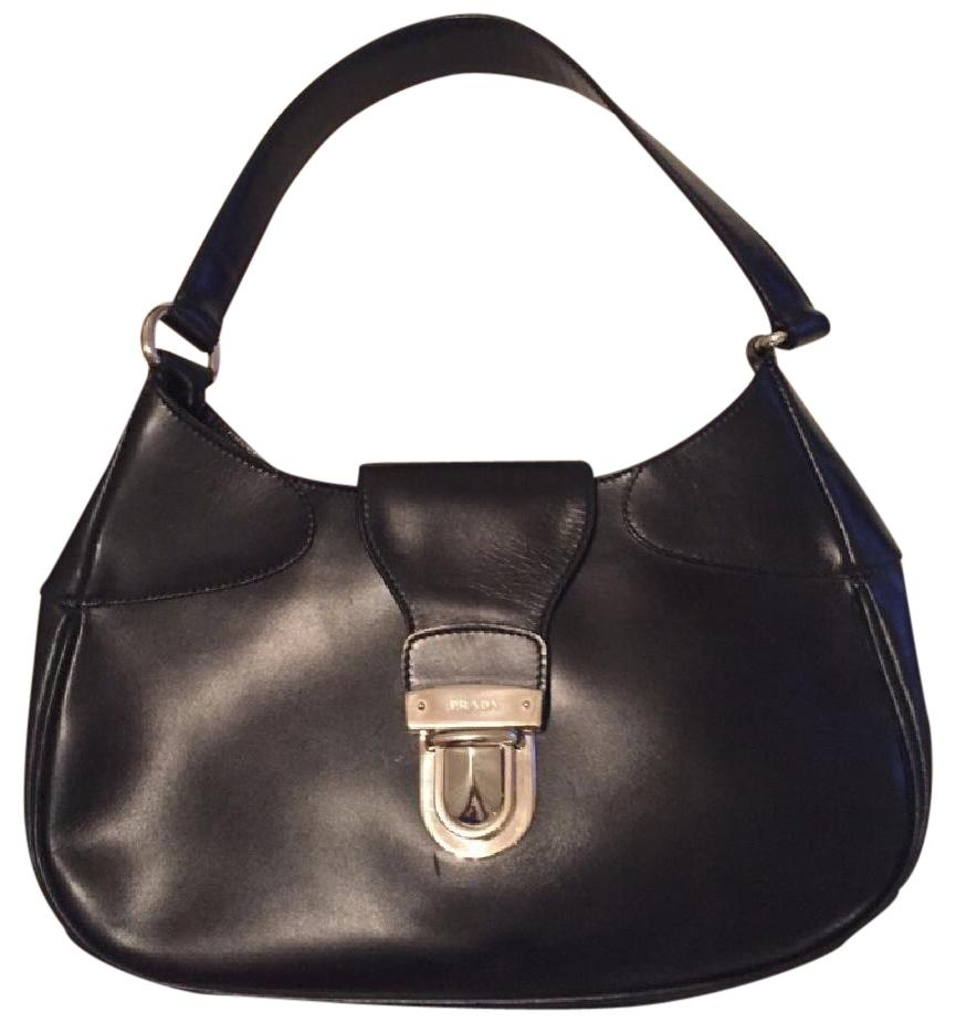Prada Hobo Bags - Up to 70% off at Tradesy