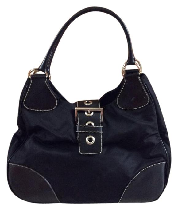 c1bb5027d166 ... wholesale prada nylon vintage leather stiching hobo bag 24709 d5d0f ...