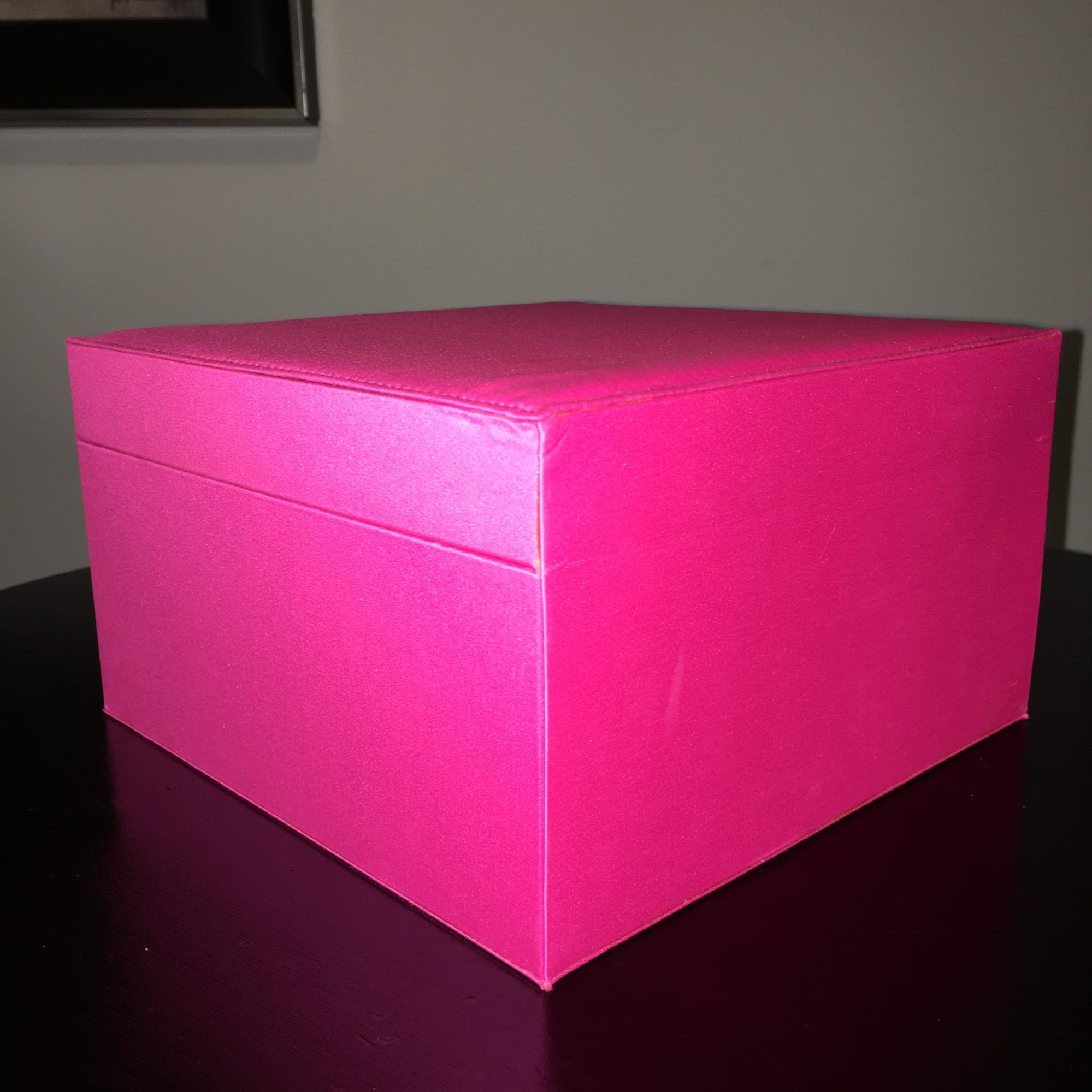 Prada Hot Pink Box Tradesy