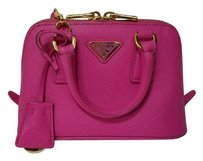 Prada Saffiano Promenade Shoulder Bag