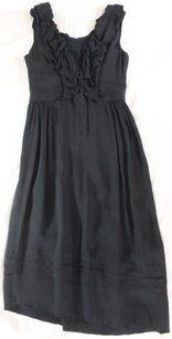 Prada short dress Black Timeless on Tradesy