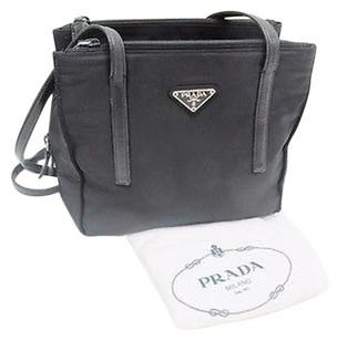 Prada Trend Tessuto Shoulder Bag