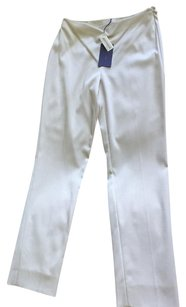 Prada Straight Pants White