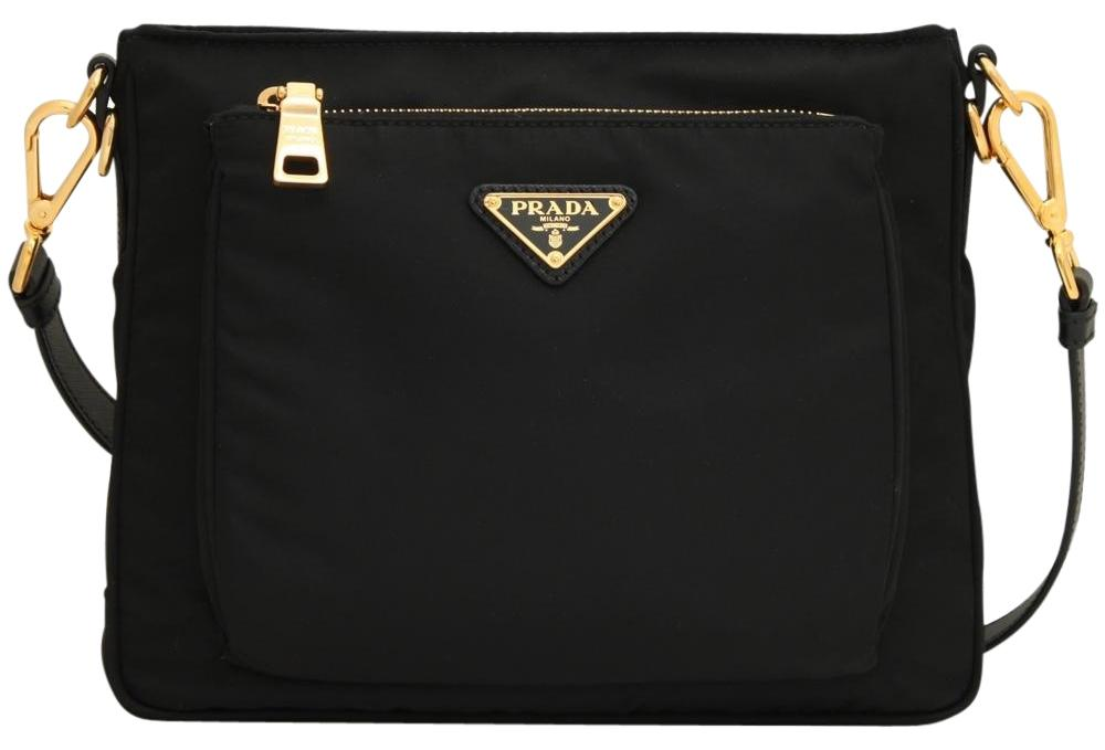 Prada Women's Messenger Cross Body Bag ...