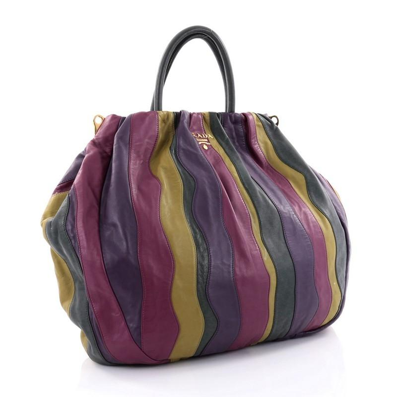 64b0fcf3da13 official prada mirage leather bag 08b54 374f8; denmark prada leather tote  in maroon mustard purple and green. 1234567891011 1bd2c 599c9