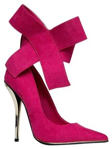 Privileged Pink Pumps
