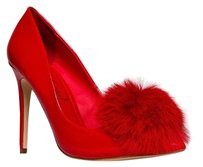 Privileged Red Pumps