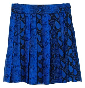 Proenza Schouler Spring Summer Fall Party Skirt Blue