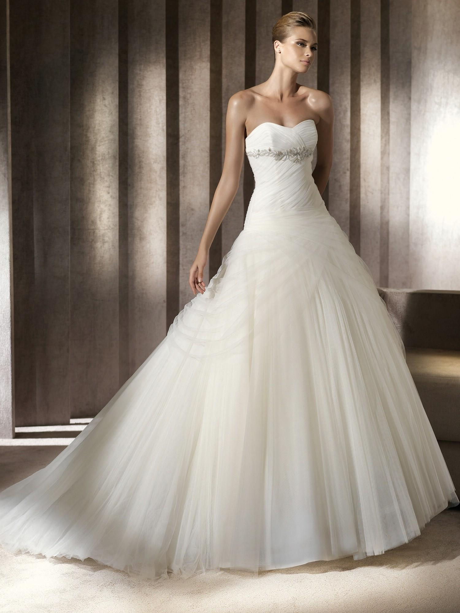 Cheap Off White Wedding Dresses