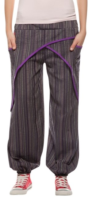 Other Relaxed Pants Purple