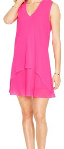 Rachel Roy short dress pink on Tradesy