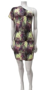 Rachel Roy Dharma Dreaming Printed Knit One Combo Dress