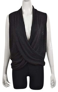 Rachel Roy Rachel Womens Speckled Cotton Casual Sweater