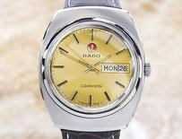 Rado Rado Companion Swiss Made Vintage Collectible Mens Automatic Watch 1970s Dx4