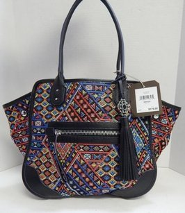Rafe Mercado Indian Tapestry Tote in Multi-Color