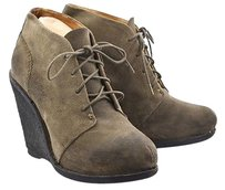 Rag & Bone Amp Womens Taupe Brown Boots