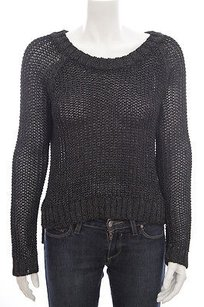 Rag & Bone Metallic Shiny Sweater