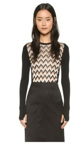 Rag & Bone Elaine Chevron Sweater