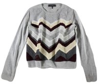 Rag & Bone Gray Knit Nm Sweater