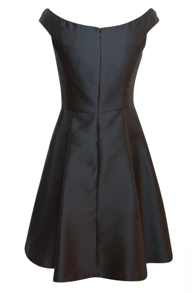 Ralph Lauren Holiday Holidaydresses A-line Satin Fit And Flare Dress. 123