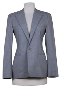 Ralph Lauren Black Label Ralph Lauren Black Label Womens Gray Blazer Wool Jacket
