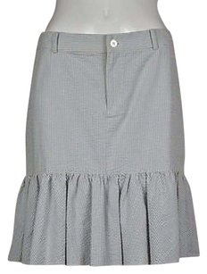 Ralph Lauren Blue Label Women Skirt Blue, White